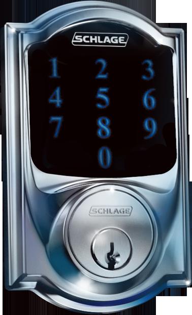 Touchscreen Deadbolt